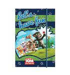 Slika za produkt Mapa z zavihki Talking Tom Let's have fun                                                           .