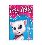 Slika za produkt Mapa z zavihki Talking Angela City Kitty                                                            .