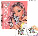 Slika za produkt Pobarvanka Top Model Create your kitty, 10469                                                       .