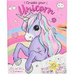 Slika za produkt Pobarvanka Create your Unicorn, 10534                                                               .