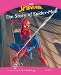 Slika za produkt ERB OŠ 4 SPIDER-MAN The Story of Spider-Man                                                         .