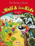 Slika za produkt ERB OŠ 5 The Wolf and the Little Kids                                                               .