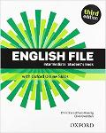 Slika za produkt English file Intermediate učbenik+online, 3.izdaja                                                  .
