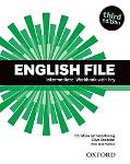 Slika za produkt English file Intermediate delovni zvezek, 3.izdaja                                                  .