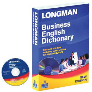Slika za produkt Longman Business English Dictionary + CD-ROM                                                        .