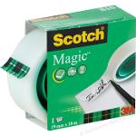 Slika za produkt Lepilni trak Scotch Magic 810, 19mmx33m                                                             .