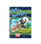 Slika za produkt Zvezek karo 5x5 mm, 40 listov Talking Tom and Friends Let's have fun                                .